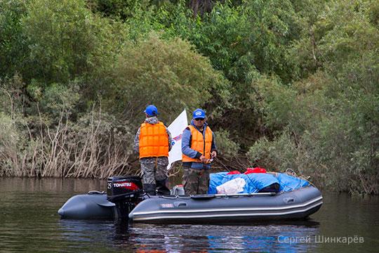Надувные лодки для активного отдыха