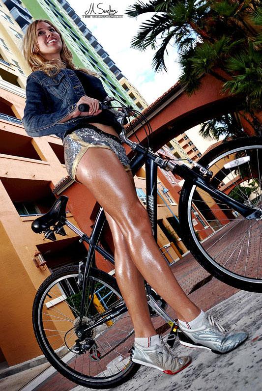 освоение велосипеда