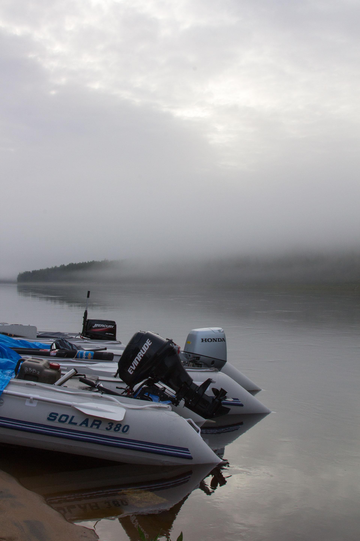 Надувные лодки Солар
