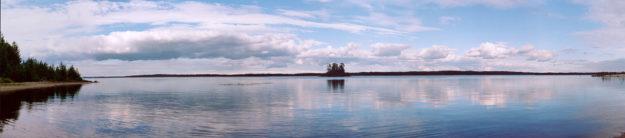26 июля: выход на реку Дыбы