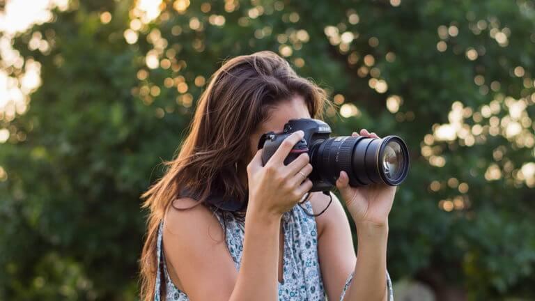 Canon 5D Mark II и объектив EF 50mm F1.0L