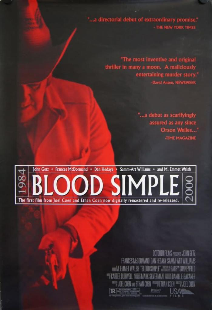 Просто кровь — отзыв