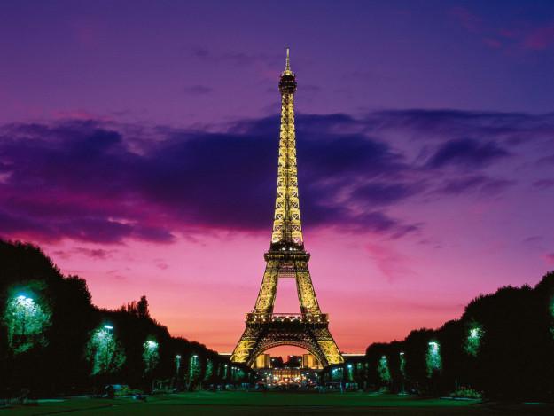 Как проникнуться парижской атмосферой