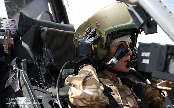 Apache AH-64, боевой вертолет