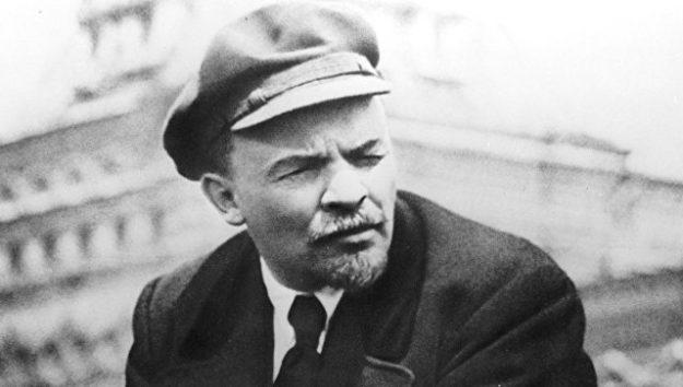 Криминальный сюжет с участием Ленина