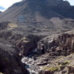Гора Палатка, Якутия, август 2009 года