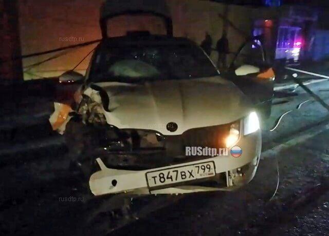 Таксист умер после ДТП от удара током
