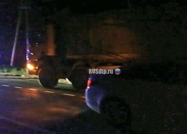 Таксист умер после ДТП