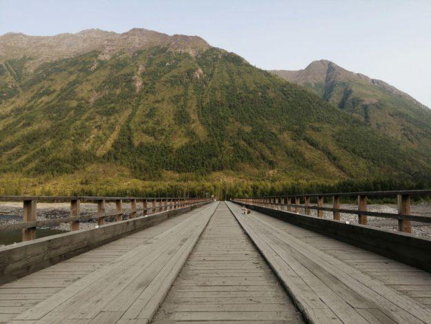 мост через реку Дыбы