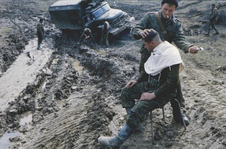 Тотальный провал — Анна Политковская
