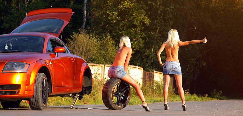 Mazda CX7 и Playboy - почему мне не нравится