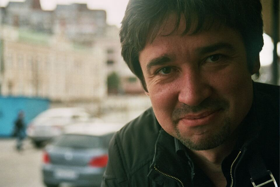 Евгений Харланов