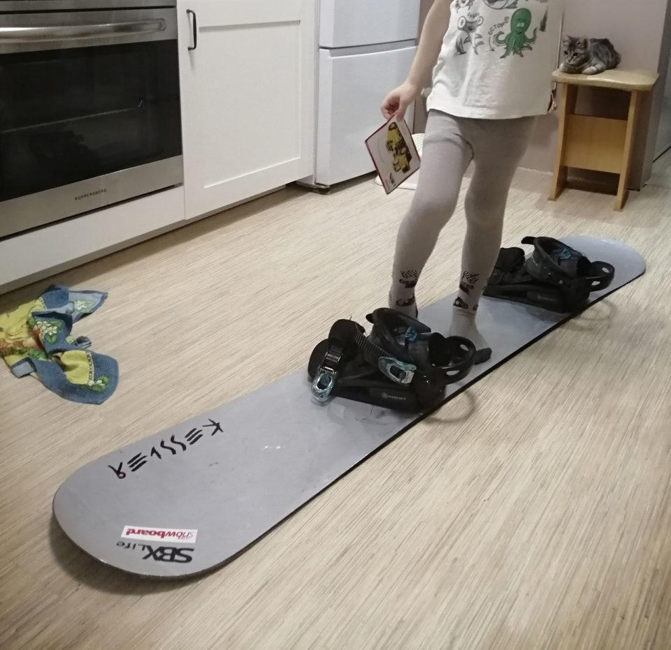 Купить сноуборд бу в Сочи