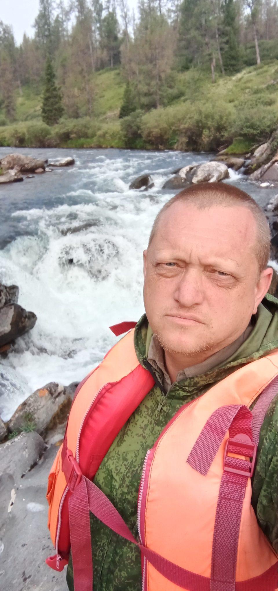 мой друг прошёл реку Лена от Качуга до моря Лаптевых